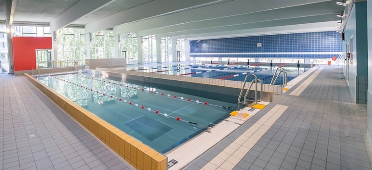 Piscine Emile Anthoine - Paris 15 (c) Mairie de Paris