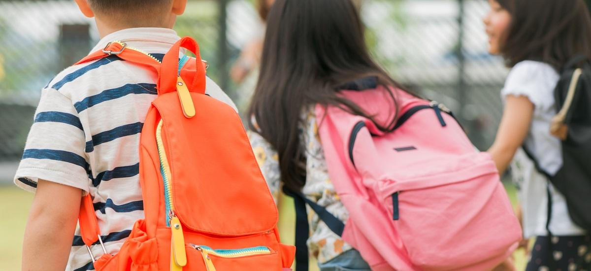 élèves Rentrée scolaire Paris 15