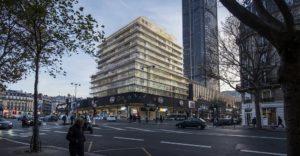 Projet Tour CIT - quartier Maine - Montparnasse - Paris 15