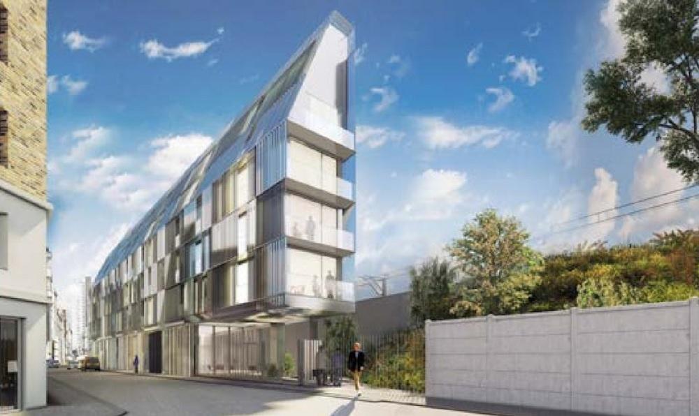 Immeuble rue Castagnary - Paris 15 (c) Paris Habitat