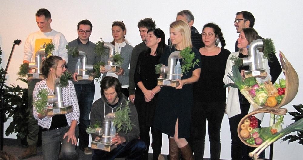 Lauréats 2018 - Trophées Agriculture Urbaine - Mairie de Paris