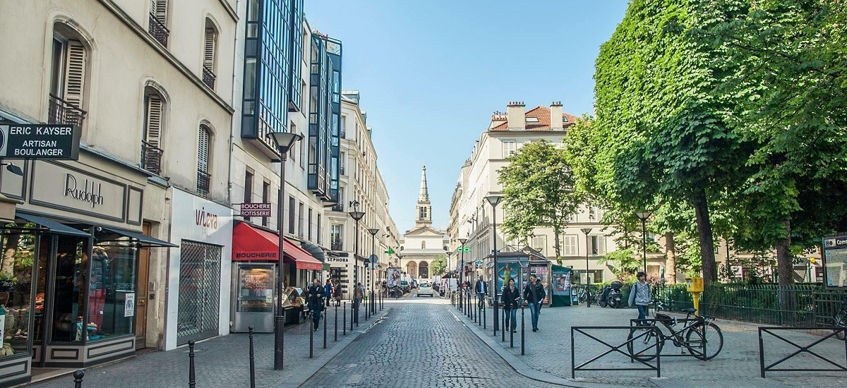 Rue du Commerce - Paris 15 (c) ACRC