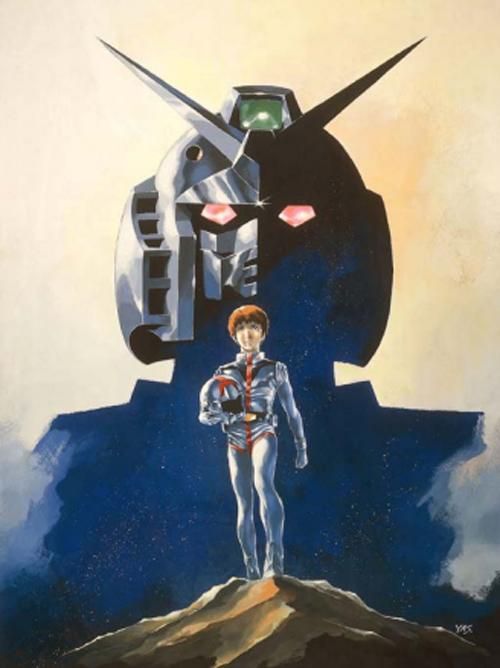 exposition Gundam MCJP - Paris 15