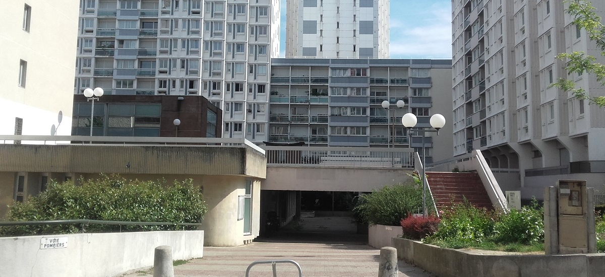quartier Bargue - Paris 15