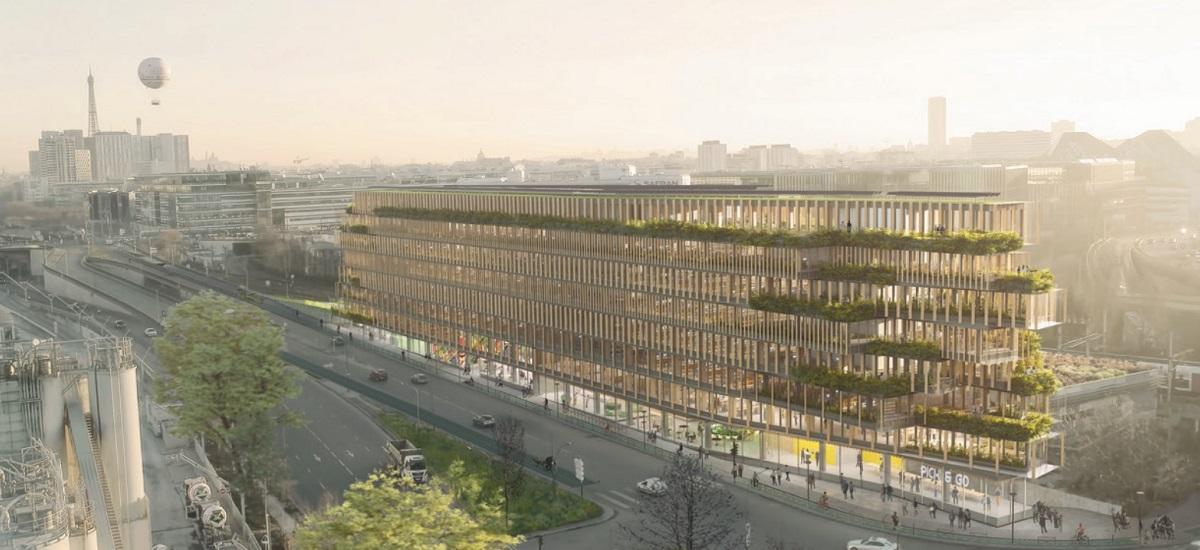 EDA - Bouygues Immobilier - quai Issy - Paris 15