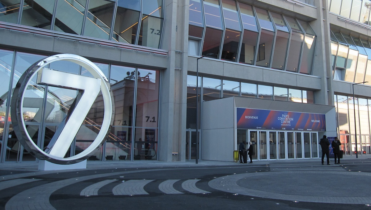 Pavillon 7 Convention Centre - Porte de Versailles - Paris 15