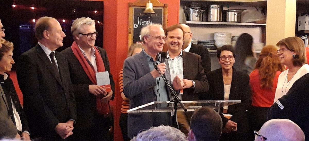 Prix littéraire Georges Brassens 2019