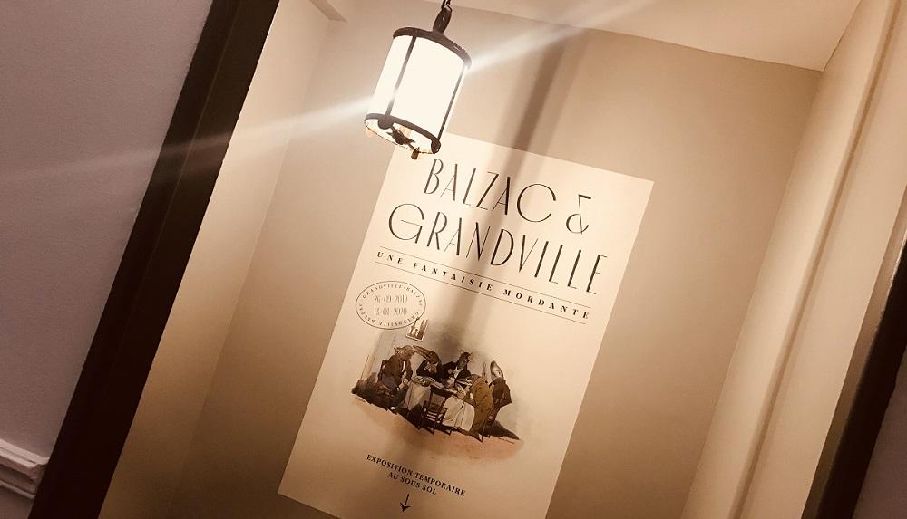 Balzac et Grandville - Paris 16