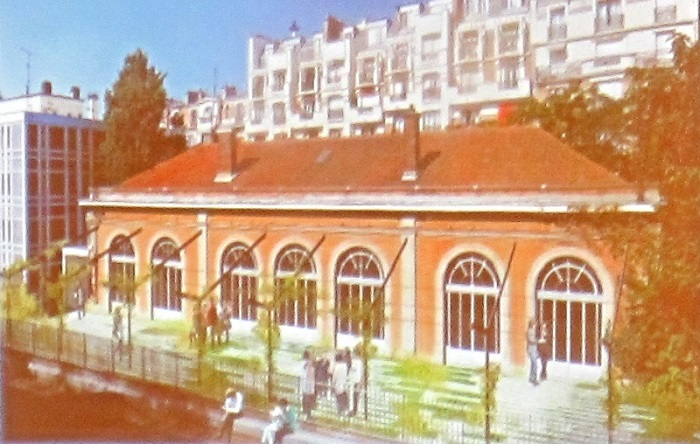 Gare de Vaugirard Petite Ceinture projet Paris 15