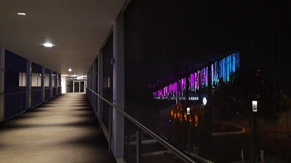 Passrelle Porte B - Pavillon 6 - Paris Expo Porte de Versailles - Paris 15