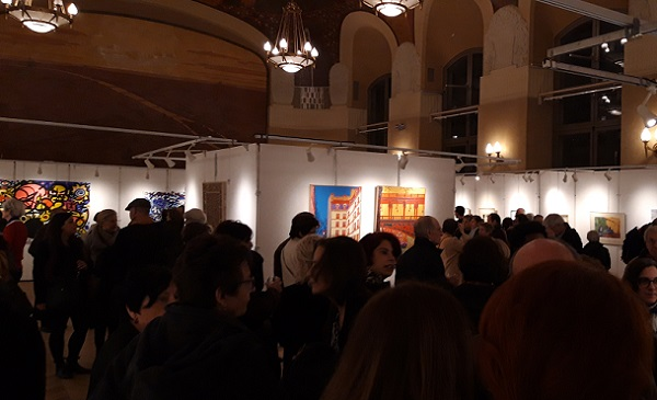 biennale peintres 2019 Paris 15