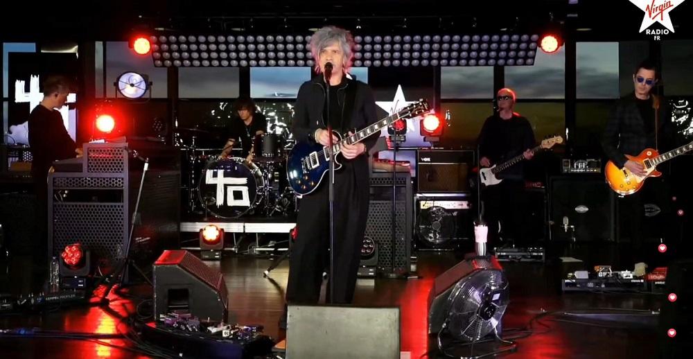 Indochine - concert Virgin Radio - Tour Montparnasse juin 2020 - Paris 15