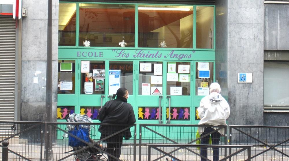 Ecole Les Saints Anges - Paris 15