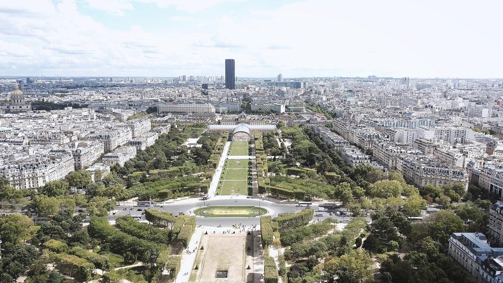 Grand Palais Ephémère © Wilmotte & Associés Architectes