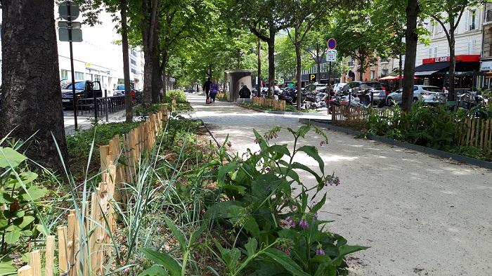 boulevard de Vaugirard - Paris 15