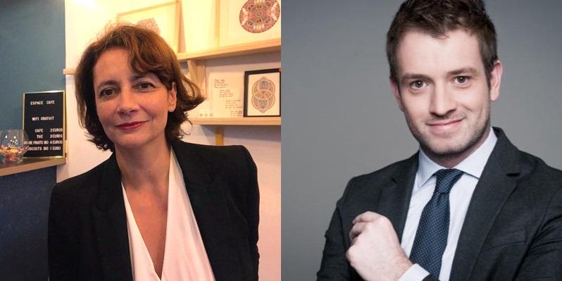 Sandrine Babu - Guillaume Perilhou - Prix de l'Instant Paris 15
