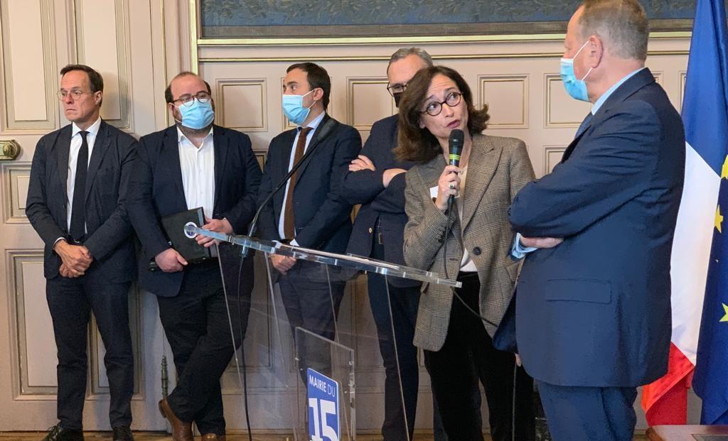 """Lancement de """"Paris Business 15"""", tournée vers et pour les entrepreneurs du 15ème"""